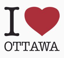 I ♥ OTTAWA by eyesblau