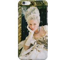 Marie Antoinette iPhone Case/Skin