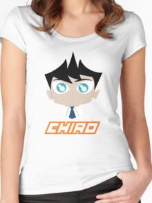 SRMTHFG: Chiro (Normal Mode) Women's Fitted Scoop T-Shirt