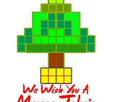 We Wish You A Merry Tetris... by HalfFullBottle