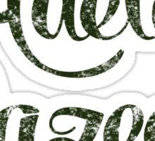 Adela Dazeem Sticker