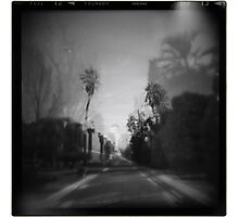 all roads Photographic Print