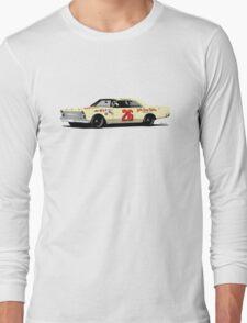 1966 Junior Johnson Ford Galaxie Long Sleeve T-Shirt