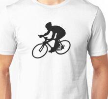 Cycling race Unisex T-Shirt