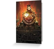 Engine No. 97 Greeting Card