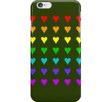 Love Is All Around II iPhone Case/Skin
