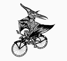 Pterosaur Bicycle Unisex T-Shirt