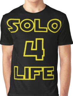 Solo 4 Life Graphic T-Shirt