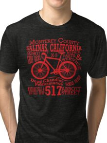 Doug Chandler Performance (Red) Tri-blend T-Shirt