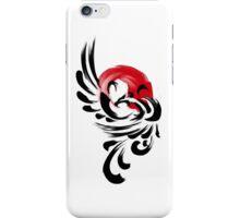 Brush Phoenix Rising  iPhone Case/Skin