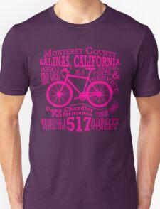 Doug Chandler Performance (Pink) T-Shirt