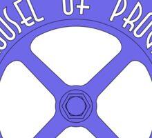 Carousel of Progress Sticker