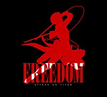 Attack on Titan - Freedom by emodist