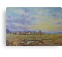 Cley Mill, Cley-Next-To-Sea, Norfolk Canvas Print