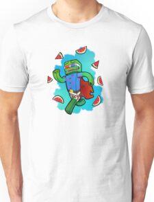 Run Bashur Run! Unisex T-Shirt