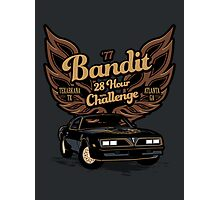 The Bandit Photographic Print