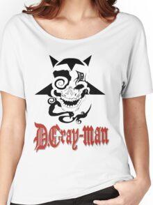 D Gray Man logo Women's Relaxed Fit T-Shirt