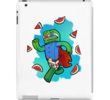 Run Bashur Run! iPad Case/Skin
