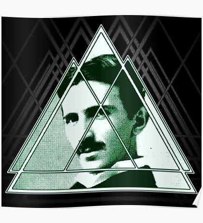 Tri-Tesla Poster