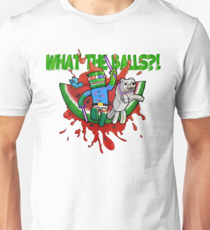 What The Balls!?! Unisex T-Shirt