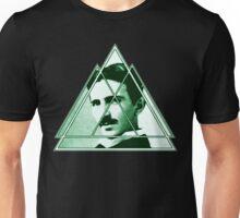 Tri-Tesla Unisex T-Shirt