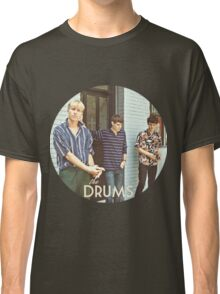 The Drums ((Circle)) Classic T-Shirt