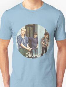 The Drums ((Circle)) T-Shirt