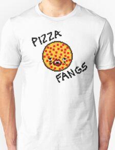 Pizza Fangs Unisex T-Shirt