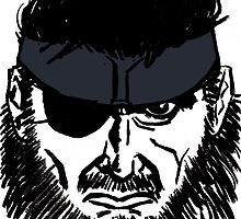 Big Boss (Poster) by BrotherJack