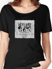 Conformity Women's Relaxed Fit T-Shirt