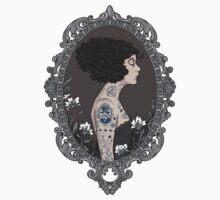 La Femme Tattoue by rudyfaber
