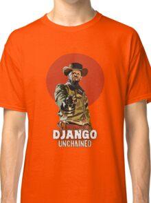 DJANGO UNCHAINED Classic T-Shirt