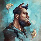 The Tur Bull by SandySu