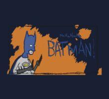 Na Na Na Na Batman!!!!! Kids Clothes