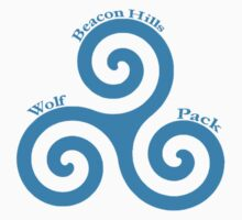 Beacon Hills Wolf Pack by rhizatay