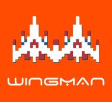 Wingman (Galaga) Kids Clothes