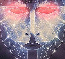 Geometric Face by LaCron