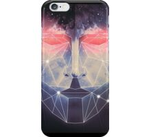 Geometric Face iPhone Case/Skin