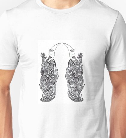 Mr. Mysterio Unisex T-Shirt