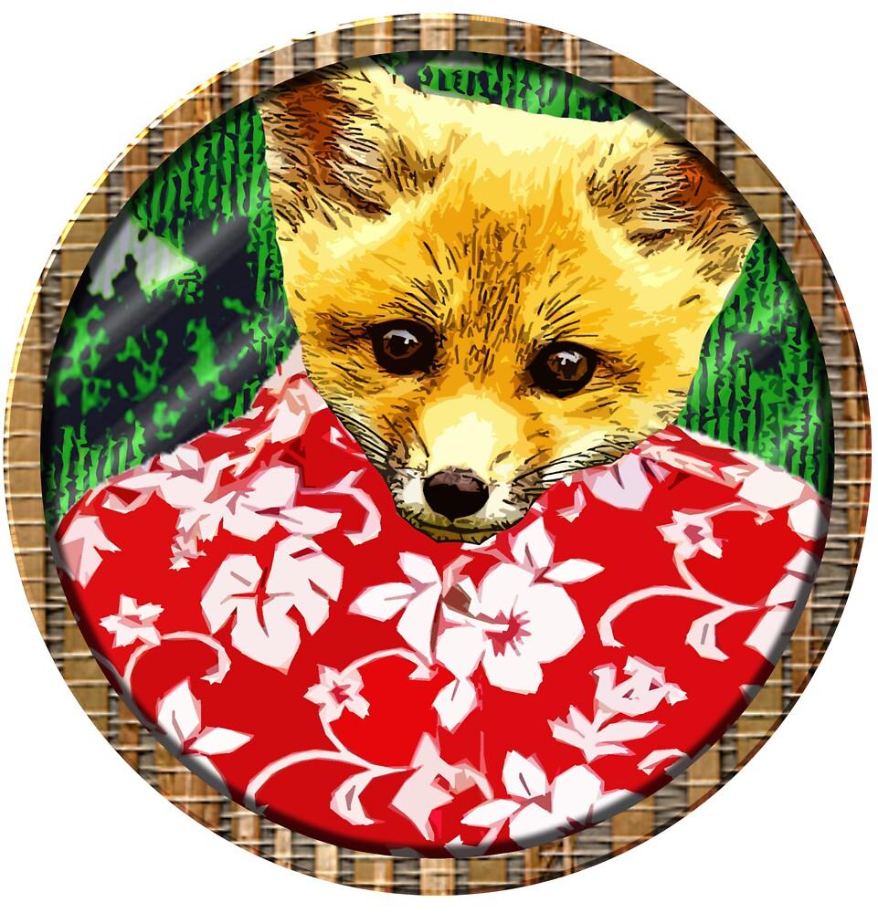 Hawaiian Fox by Rob Hopper