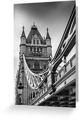 London Tower Bridge by maophoto