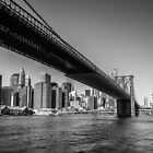 Brooklyn Bridge by maophoto