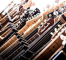 Guitar Heaven / Paradis du guitariste by maophoto