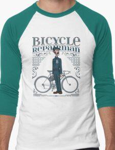 Bicycle Repairman Men's Baseball ¾ T-Shirt