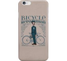 Bicycle Repairman iPhone Case/Skin
