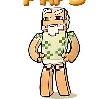 It's Paps!  (with shirt) by bashurverse