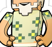 It's Paps!  (with shirt) Sticker