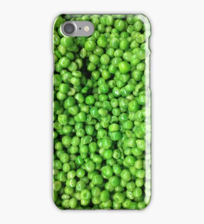 Peas iPhone Case/Skin