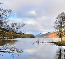 St Fillans,Loch Earn,Scotland by Jim Wilson