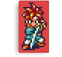 Crono - Chrono Trigger Canvas Print